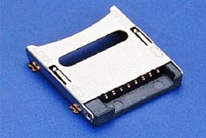 TF card holder/SD card holder