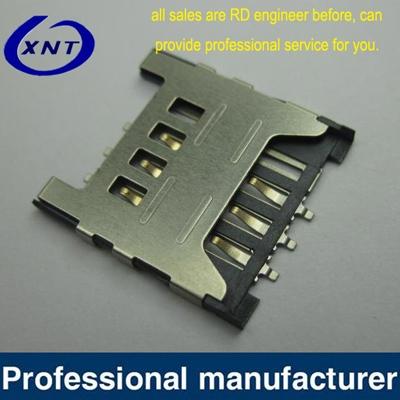 SIM card holder