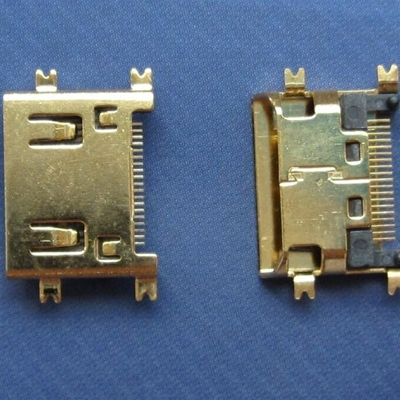 常熟HDMI C TYPE Female Sinking 1.5mm