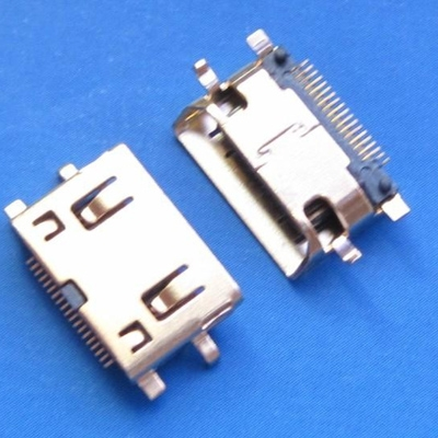 HDMI C TYPE Female Sinking 0.8MM