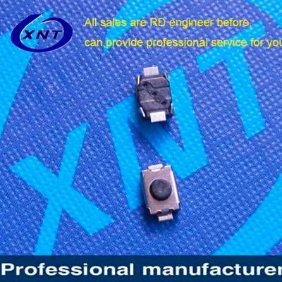 TS-018-post 2pin Button SMT type Rectangular 2pin