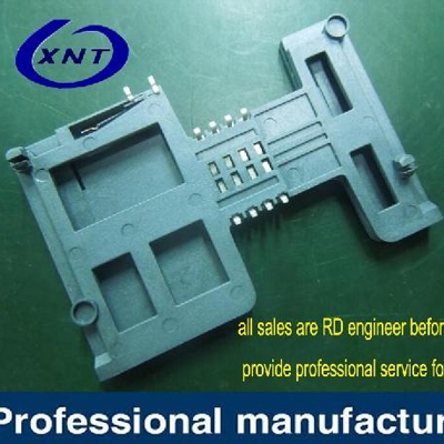 Smart card pull 8pin IC card holder