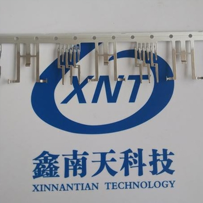 上海Sim 6Pin+2Pin 1.27 pitch single tape
