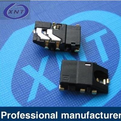 Earphone Holder 3.5mm phone jack 2.0mm DIP type