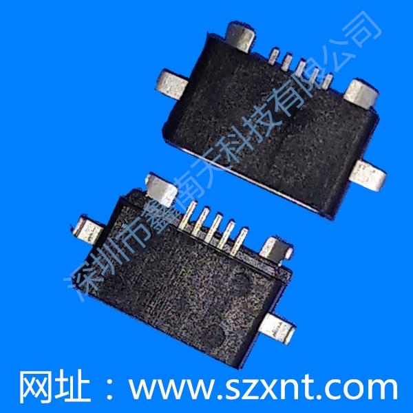上海MICRO USB waterproof 2.05 acyclic without sinking